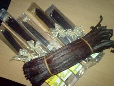 Gourmet Vanilla Beans, B Grade | Indonesian organic vanilla beans