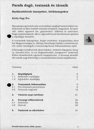 C4-17 - Parafa dugó, teatasak és társaik - Angela Lakatos - Picasa Webalbumok
