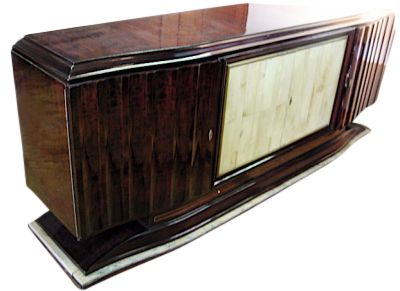 Art Deco Dining Room Furniture For Sale Tables Chairs Buffets And China Cabinets