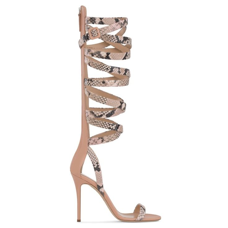 Where To Buy The Jennifer Lopez x Giuseppe Shoe Collection If You Want Glam Gladiators — PHOTOS
