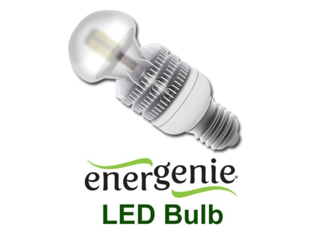 EnerGenie LED bulb produces awesome 135 lumens per watt. It outperforms the traditional LED bulbs with at least 40%!