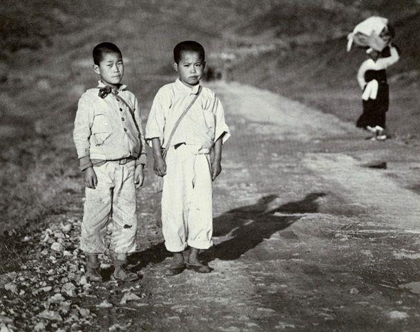 Yim Eung Sik, Childhood, 1946