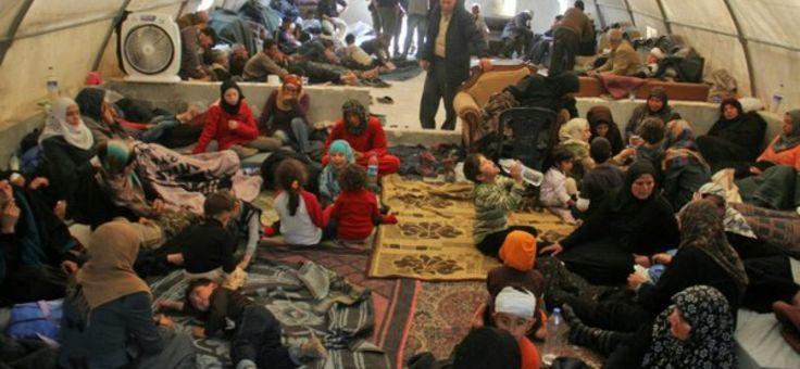 Attaque contre un convoi d'autocars en Syrie : les enfants qui souffrent sont « seulement » une stratégie de guerre des USA    NEOCONS FOU