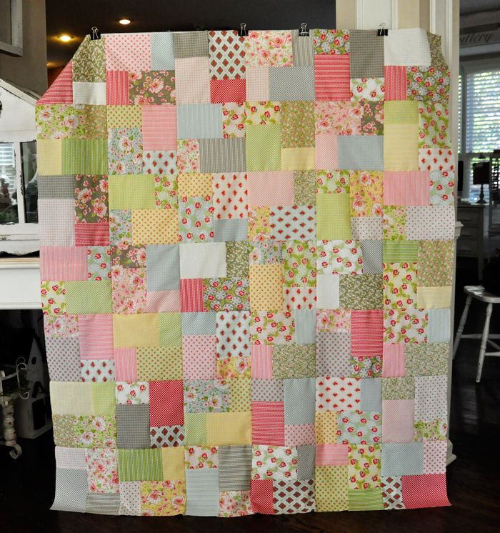 Layer Cake Quilt Along : 17 Best images about layer cake quilts on Pinterest ...