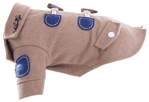 53,50€ Manteau pour chien - Duffle coat camel