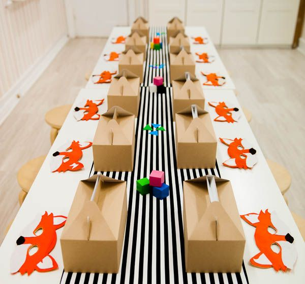 Show us your party – Zoe's Scandinavian fox birthday – http://babyology.com.au/parties/show-us-your-party-zoes-scandinavian-fox-birthday.html?utm_source=facebook.com
