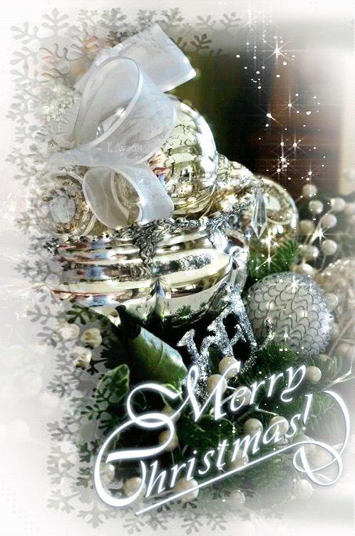 Hermosos paisajes: Merry Chritsmas