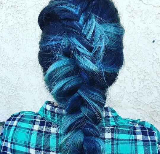 25 Best Ideas About Blue Purple Bedroom On Pinterest: 25+ Best Ideas About Dark Teal Hair On Pinterest