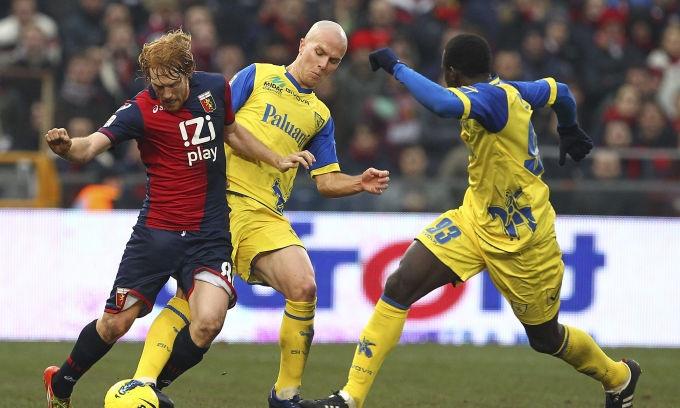Genoa - Chievo 0-1 #24agiornata