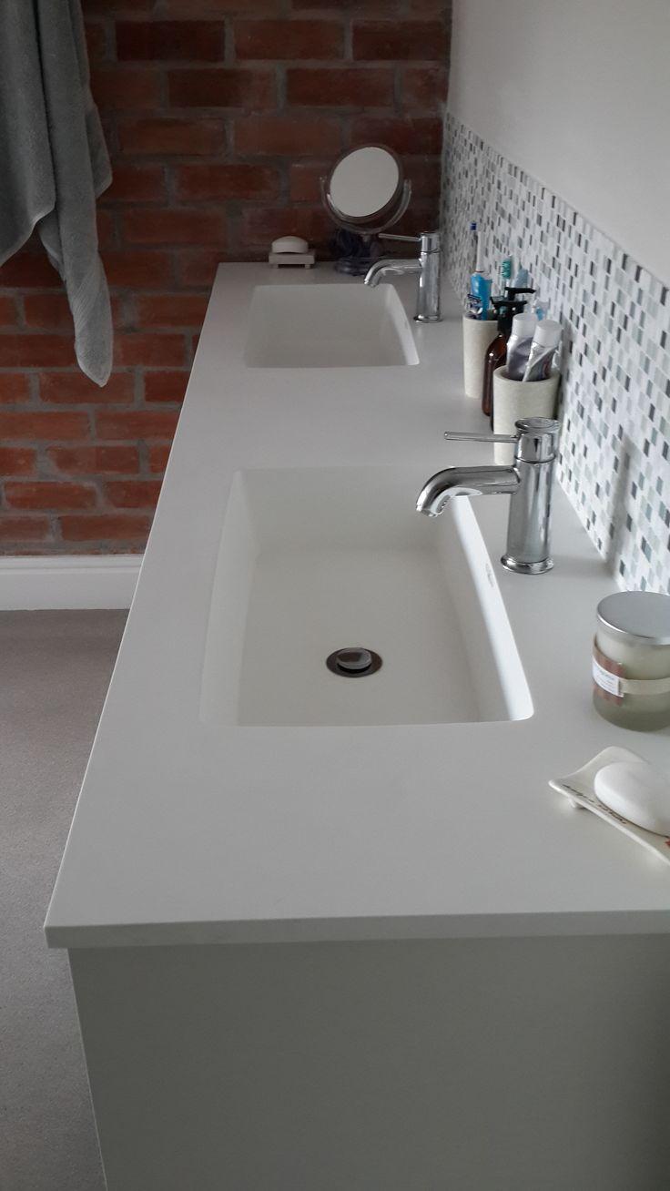 Custom Vanity with Nexus basins