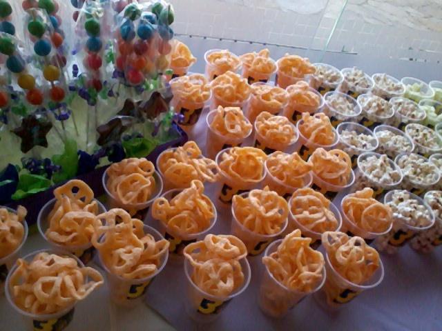 100 Brochetas de Diversos dulces, 25 de Chicle, 25 Sugus, 25 ...