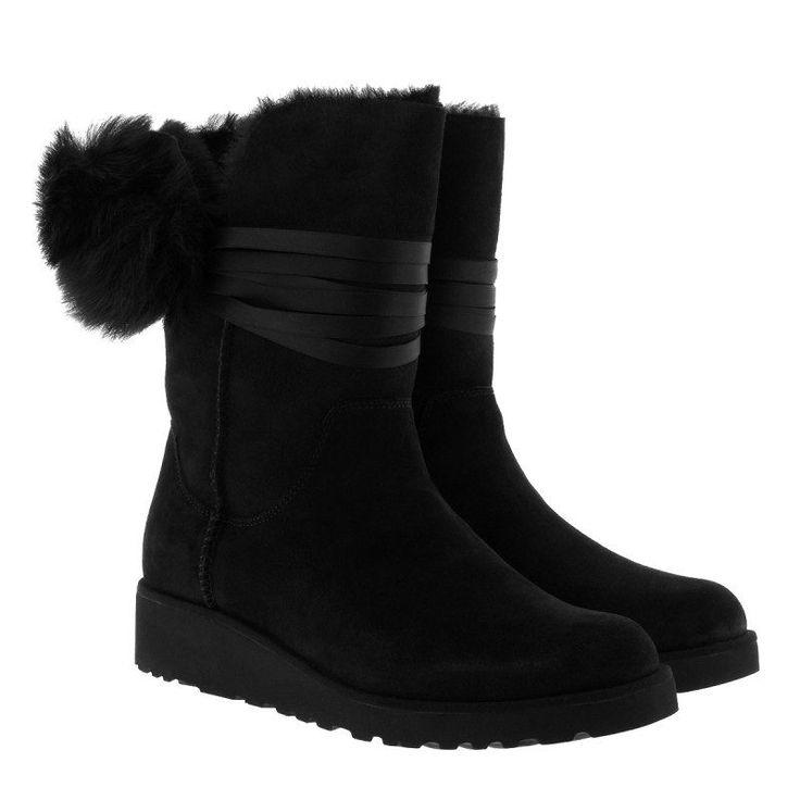UGG UGG Boots & Booties – W Brita Black – in braun – Boots & Booties für Damen