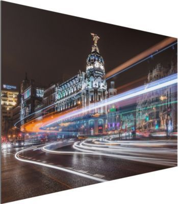 Alu Dibond Bild - Madrid Traffic - Quer 2:3 50x75-22.00-PP-ADB-WH Jetzt bestellen unter: https://moebel.ladendirekt.de/dekoration/bilder-und-rahmen/bilder/?uid=31267e7f-1dfe-5491-b1c1-d1feeeacf48c&utm_source=pinterest&utm_medium=pin&utm_campaign=boards #heim #bilder #rahmen #dekoration