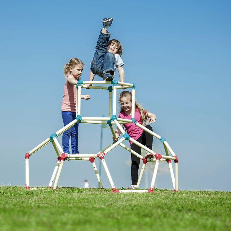 Lil' Monkey Klimrek>Buitenspeelgoed>Al het speelgoed>Apart, leuk en hip speelgoed, webwinkel TrendySpeelgoed.nl