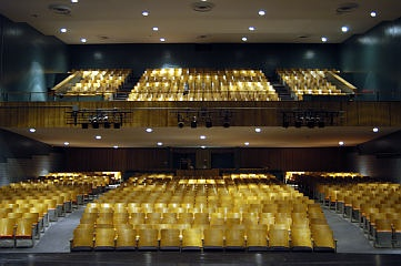 Bronson centre - Theater seats 900, Mac Hall 200 - $1200 for both (9hrs)