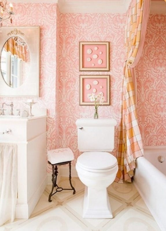 Is A One Minute Bathroom Remodel Possible? Stunning Shower Curtains Make It  So!