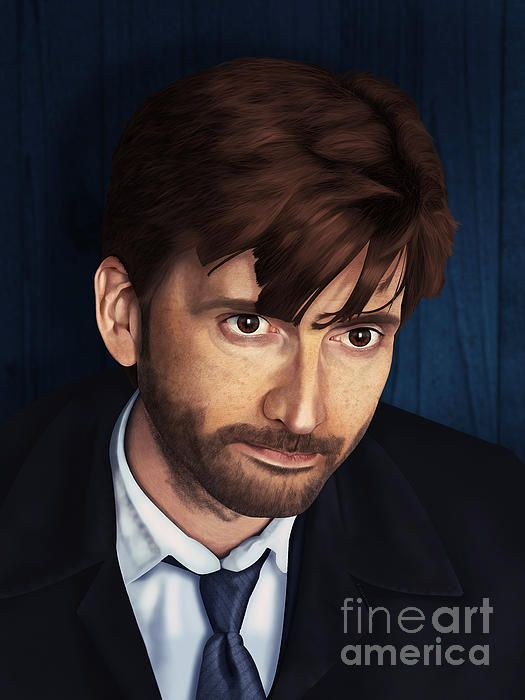The Byronic Hero - by ©ifourdezign *NEW more varied formats available at Fine Art America and Pixels.com PLEASE DO NOT EDIT OR REPIN UNCREDITED #DavidTennant #Broadchurch #DIAlecHardy
