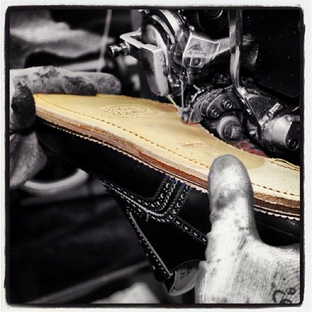 #shoes production #working #workinprogress #stitching #franceschetti #luxury #franceschettishoes #scarpe #fashion #mensfashionblog #shoeslover #men #menswear #mensaccessories #mensfashion #style #moda #handmade #handcrafted #madeinitaly #craftmanship #igersmarche #picoftheday #milan #paris #newyork #berlin #moscow #london #tokyo