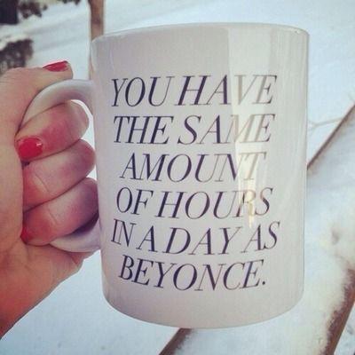 I totally do...