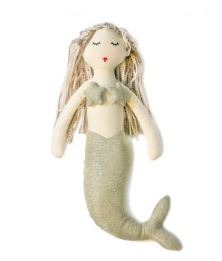 NanaHuchy - Mia The Mermaid-Gold