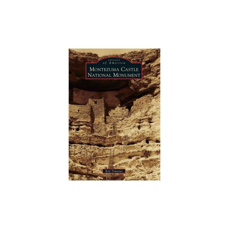 Montezuma Castle National Monument (Paperback)