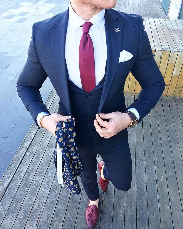 Yes or No? via @gentwith_  by @sammydkr  #classydapper