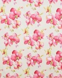 Tesatura draperie Janet Panama roz