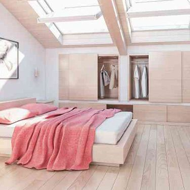 Light and Airy Attic Conversion