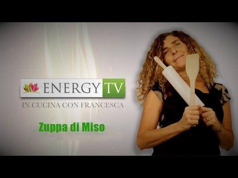 In cucina con Francesca - Puntata 18 - Zuppa di miso - YouTube