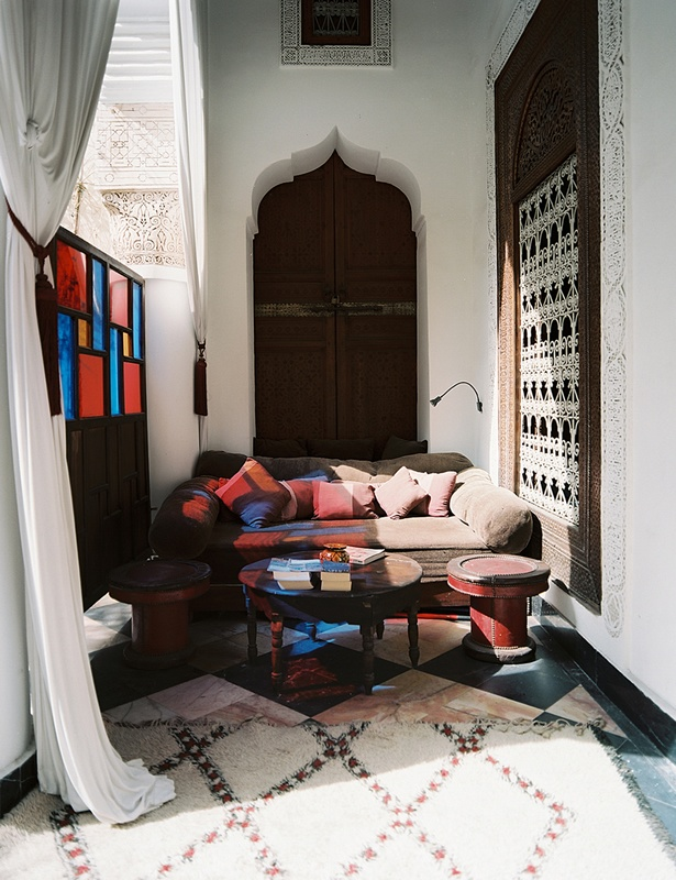 153 best moroccan style interiors images on pinterest Moroccan interior design