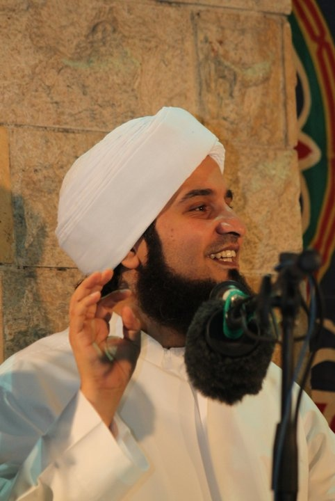 Habib Ali Zain al-`Abideen al-Jifri (Arabic: الحبيب علي زين العابدين الجفري; born April 16, 1971) is an Islamic scholar from Hadhramaut, Yemen of the Shafi'i school of Fiqh, and the Ashari school of Aqida.