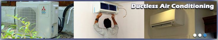 Check out our new online Service / quote scheduler - Heating Air Conditioning Service, Repair & Installation - Billerica MA - Total Comfort Mechanical  Pictured: a Mitsubishi Ductless Mini Split Air Conditioning install