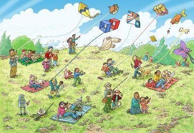 blog 30 x 30: Those Silly Kites!