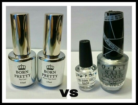 Great mirror polishes!