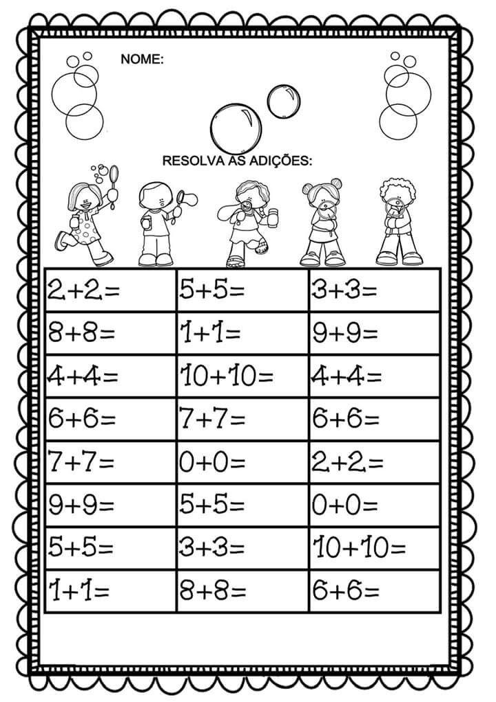 403 best Fichas matemáticas images on Pinterest | Math activities ...