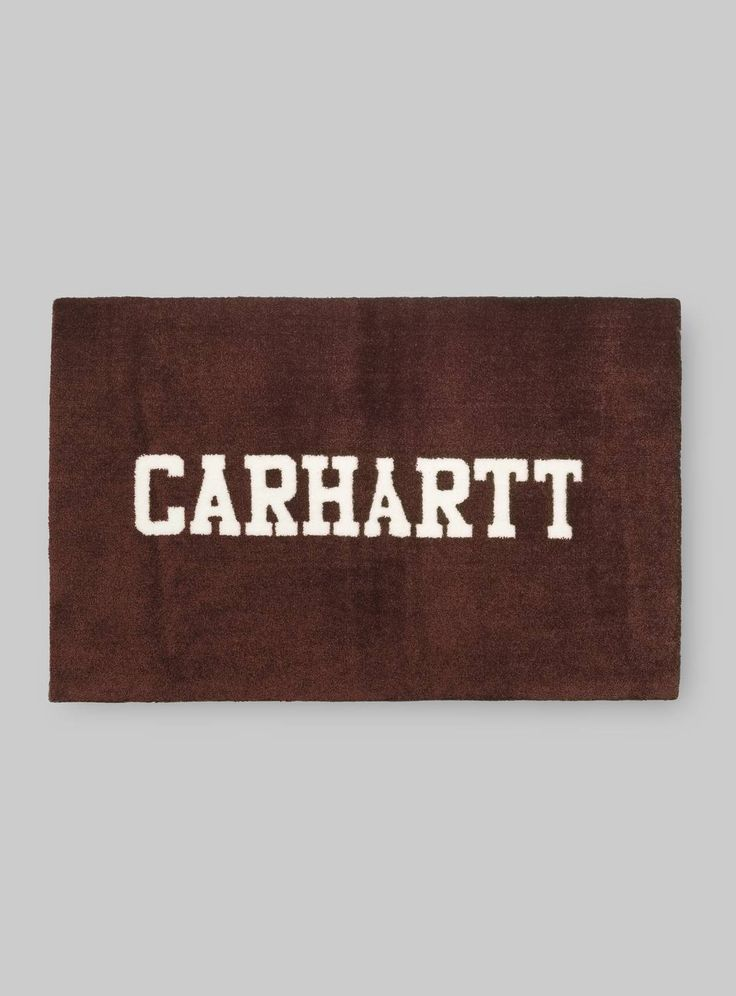Shop the Carhartt WIP College Rug from the offical online store. | Largest selection | Shipping the same working day.