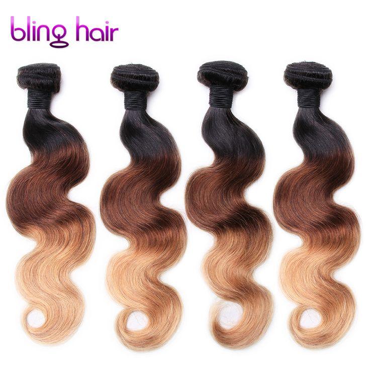 Peruvian Virgin Hair 1b-4-27 New Cabelo Humano Body Wave 4 Bundles Remy Human Hair 12-24 Inch For Salon Hair Extensions