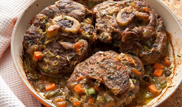 Osso Bucco by Stefano Faita.  Need to give this one a try.