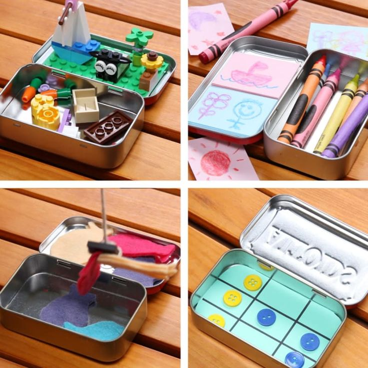 These DIY Portable Playsets Will Keep Your Kids Occupied In Any Situation