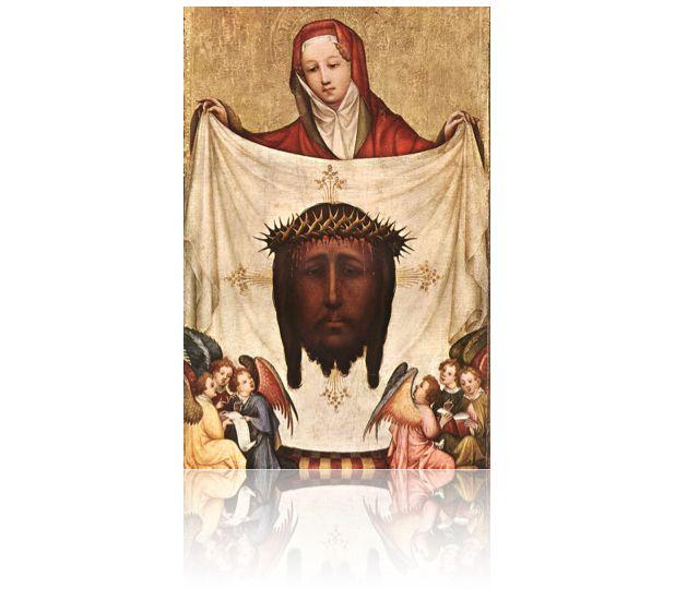 Via Crucis: la Veronica, ovvero la donna inesistente