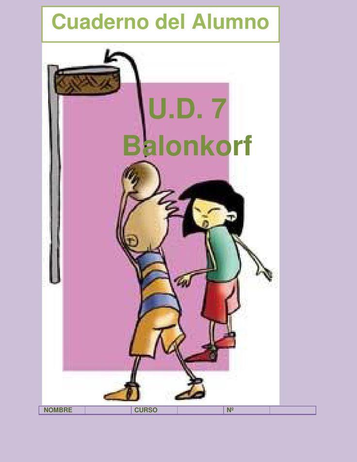 Cuaderno de BalonKorf