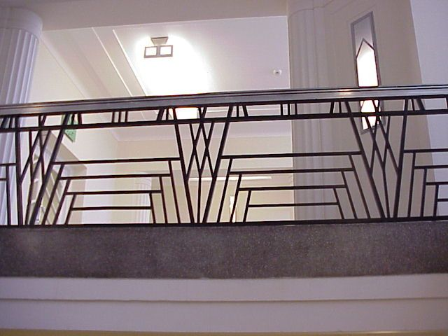 Ballustrade, Hoover Building by dct66, via Flickr