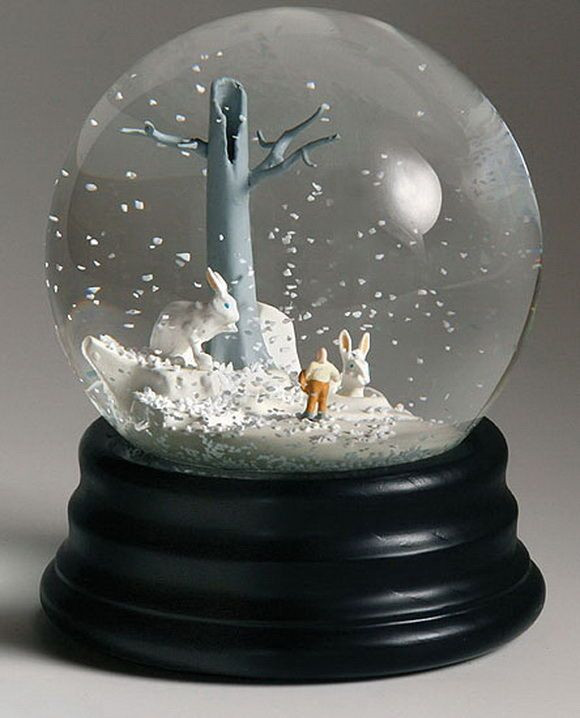 147 best weird snow globes images on pinterest snow globes water balloons and water globes. Black Bedroom Furniture Sets. Home Design Ideas