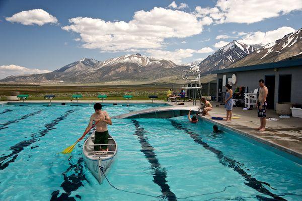 Whitmore Hot Springs | California Hot Springs | Pinterest ...