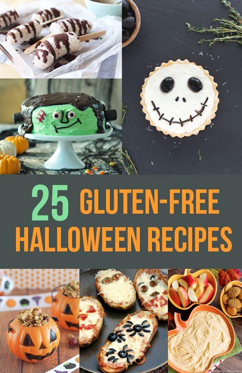 25 Gluten-Free Halloween Recipes