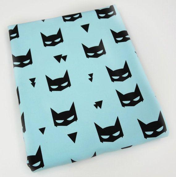 batman jersey jersey fabric sewing fabric boys fabric