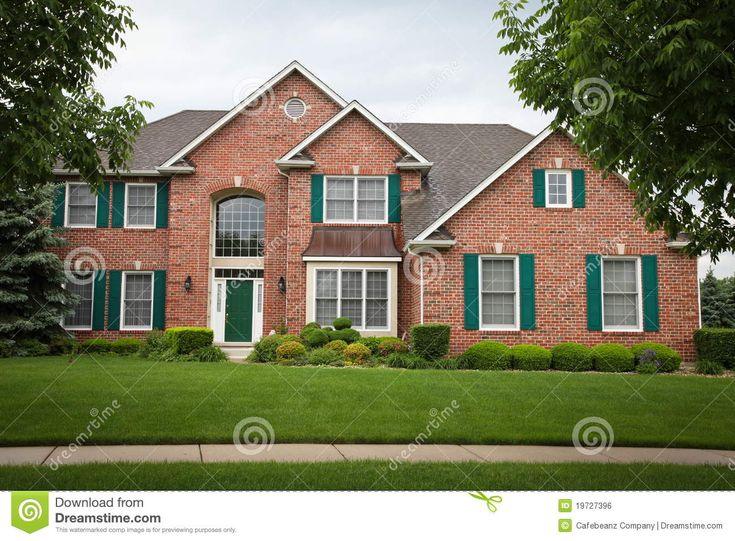 33 best Red Brick House images on Pinterest Red brick houses