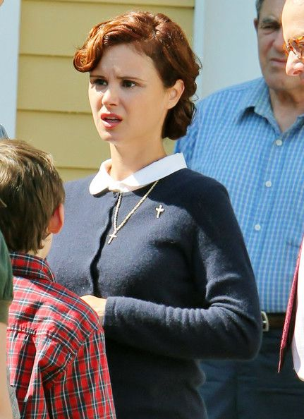 Keegan Connor Tracy!!!! I knew I had seen her before!!! She was the murderer in psych season one episode twelve!!!