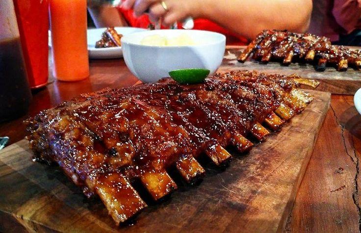 #ribs #porkribs #bali #grill #tasty