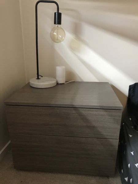 Bedside drawer | Bedside Tables | Gumtree Australia Brisbane North West - Everton Park | 1168200301